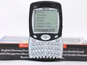 20 European Languages Speaking Electronic Translator